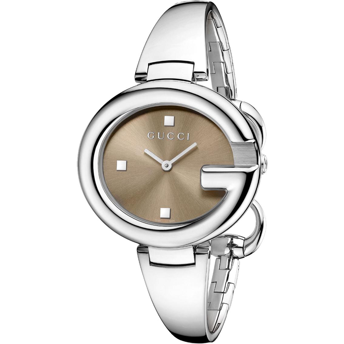 edf06ffadb4 Gucci Women s Guccissima Bangle Watch 36mm Ya134302
