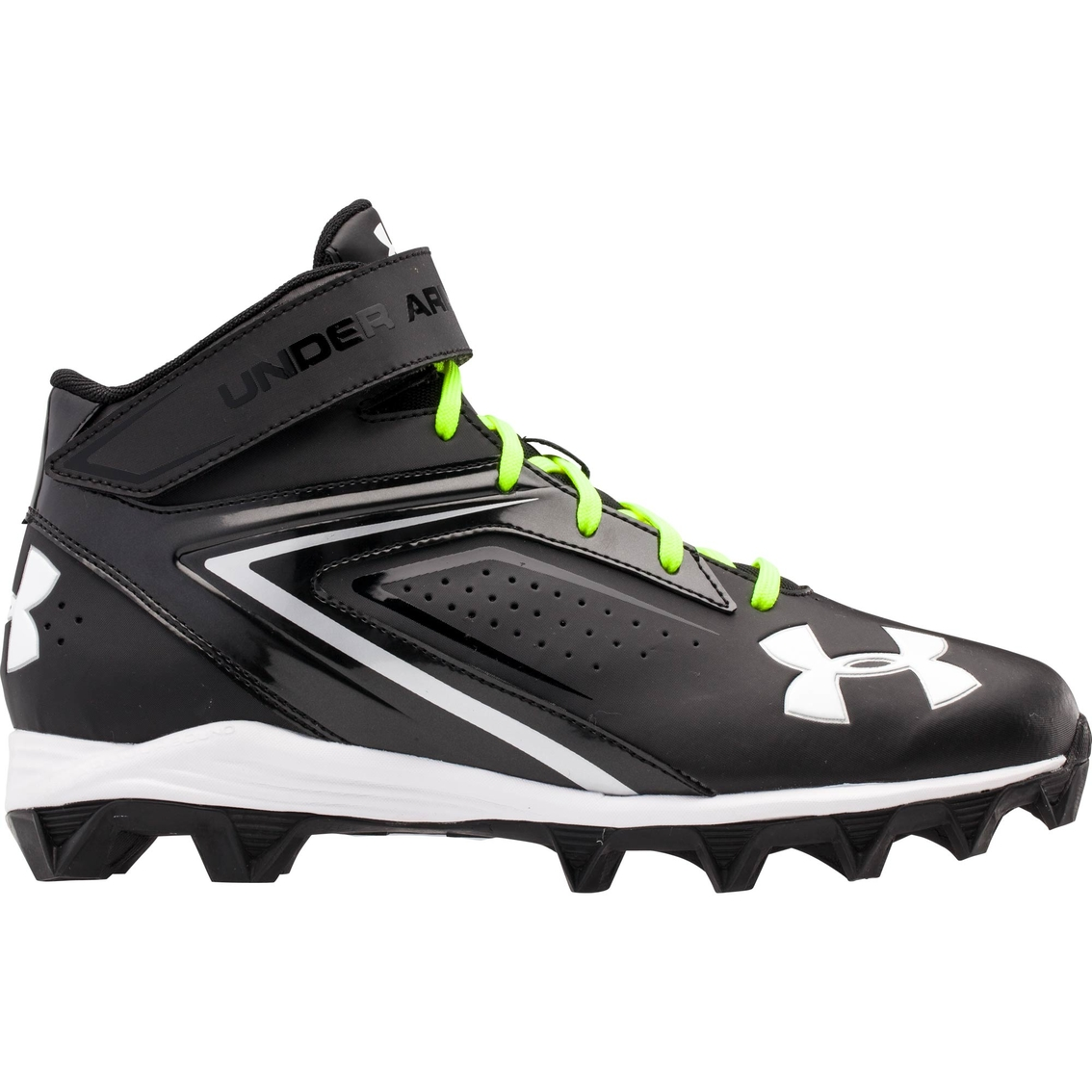 Under Armour Crusher RM JR Black 1258036-001 Youth