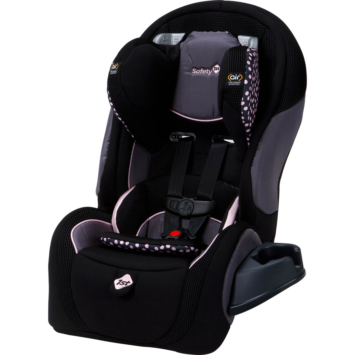 Safety 1st Complete Air 65 Convertible Car Seat Pink Pearl