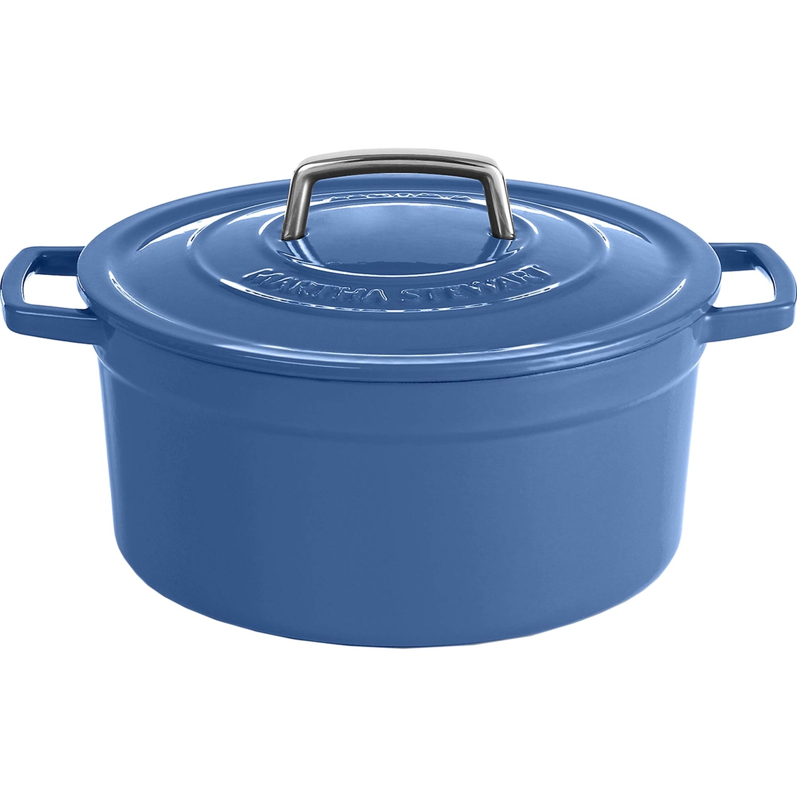 Martha Stewart Collection Collector 39 S Enameled Cast Iron 6