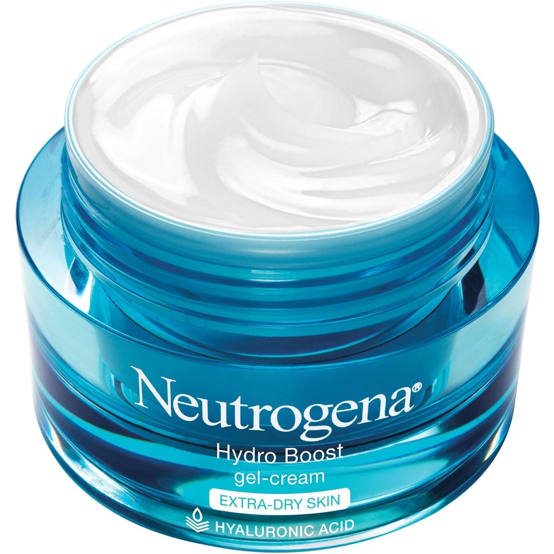 Neutrogena Hydro Boost Gel-cream Extra-dry   Moisturizers   Beauty ...