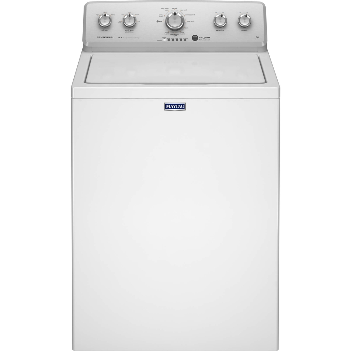 maytag 3 6 cu  ft  extra large capacity top load washer
