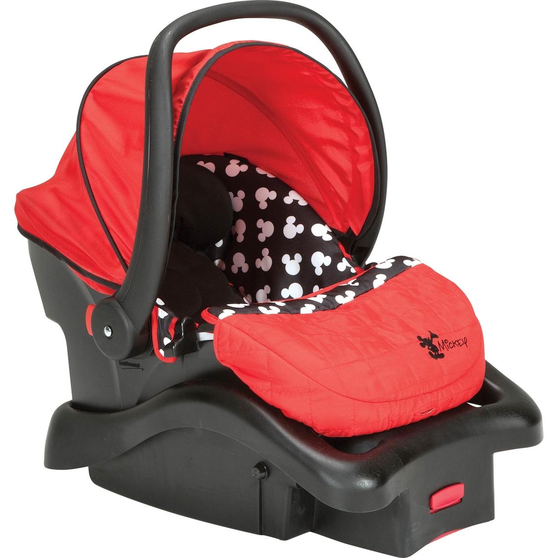 Dorel Juvenile Light N Comfy Infant Car Seat Mickey Mouse