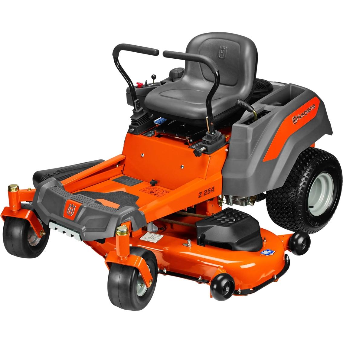 Husqvarna Z254 26 Hp Kohler 54 In Zero Turn Lawn Mower Mowers Patio Garden Garage Shop The Exchange