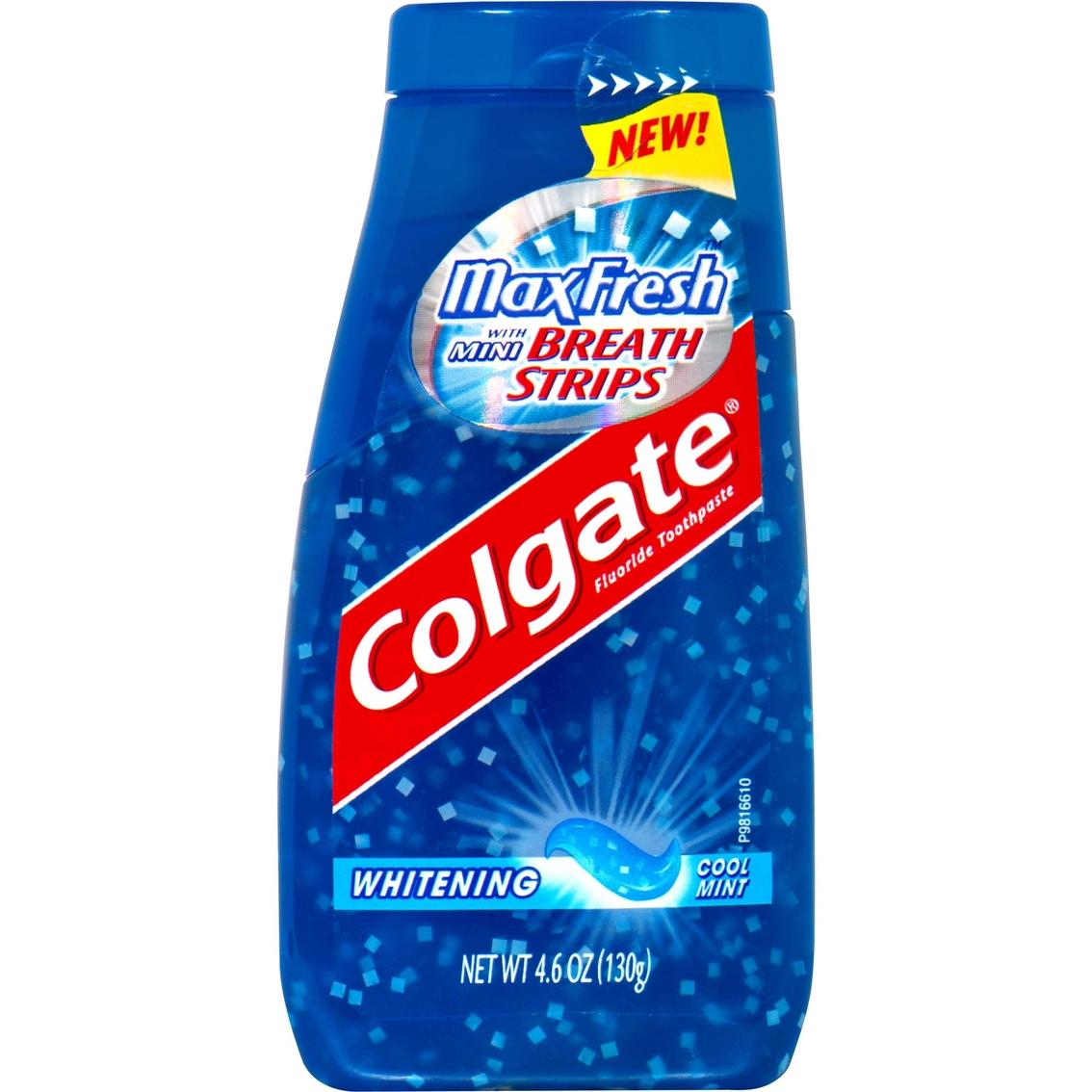 Colgate Maxfresh Liquid Gel 2 In 1 Toothpaste And Mouthwash 4 6 Oz