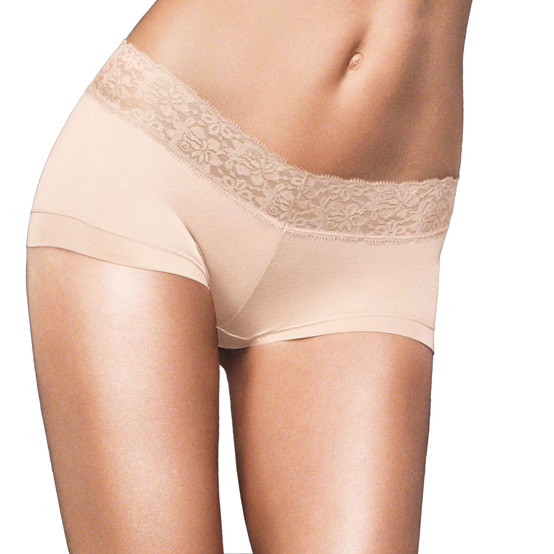 ac40d10b194 Maidenform Cotton Dream Lace Boyshort Panties | Lingerie | Apparel ...