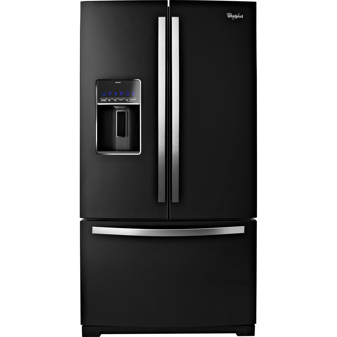 Whirlpool energy star 27 cu ft refrigerator freezer - Maytag whirlpool ...