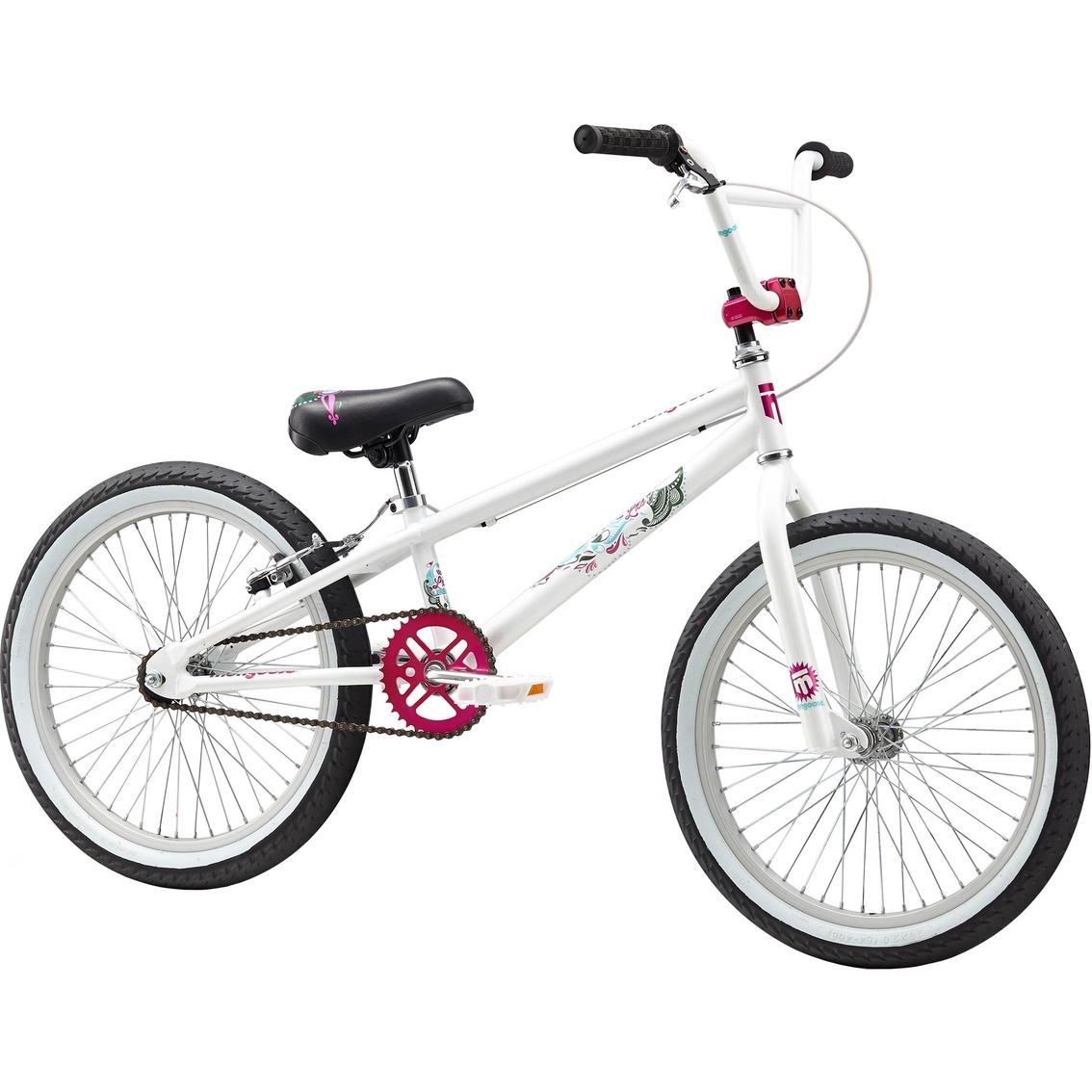 mongoose girls lxs 20 in  bmx bicycle