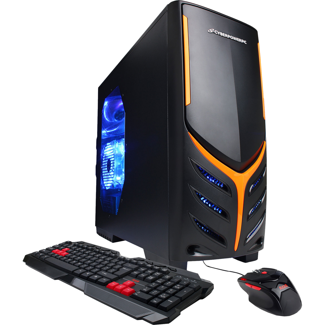 cyberpower pc gamer xtreme gxi680 intel i5 2tb. Black Bedroom Furniture Sets. Home Design Ideas