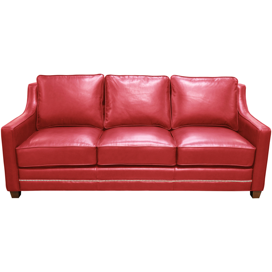 Omnia Leather Fifth Avenue Sofa Sofas amp Couches Home