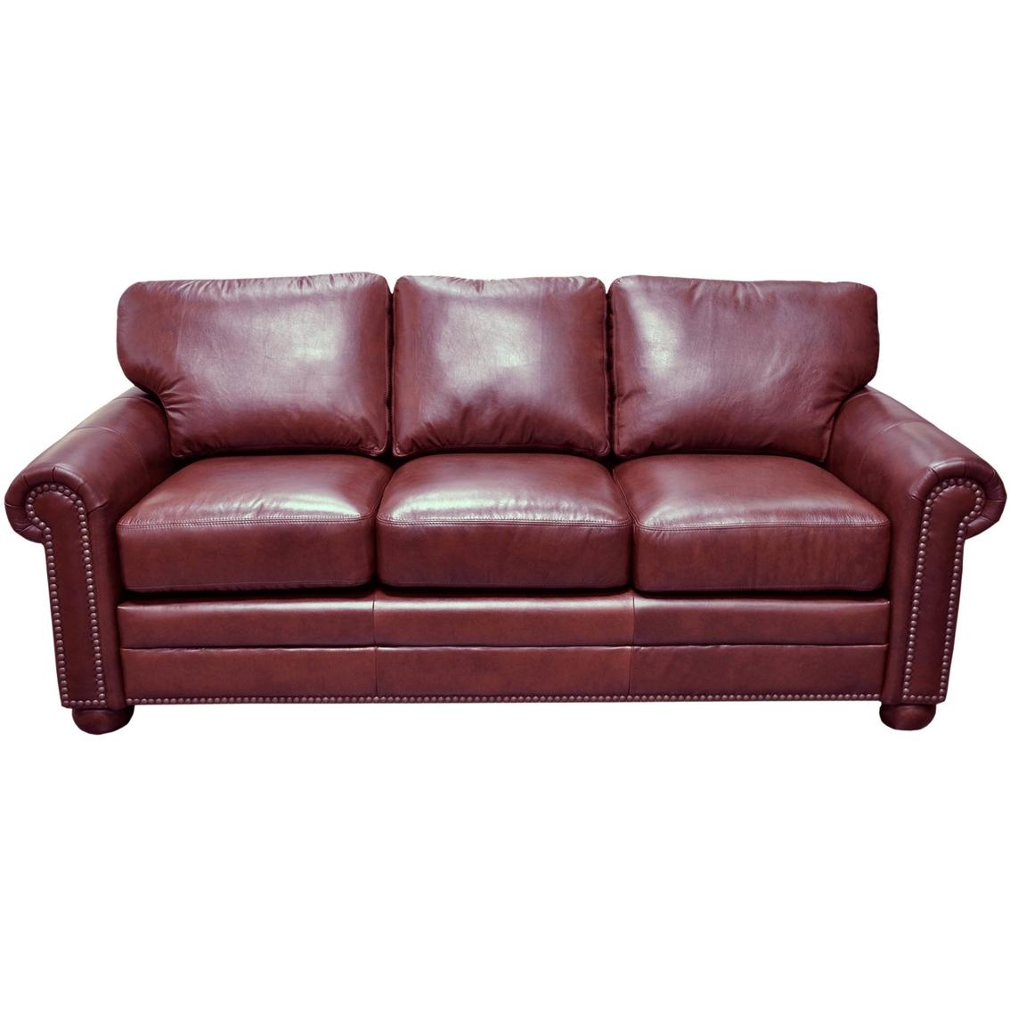 Omnia Leather Savannah Sofa Sofas
