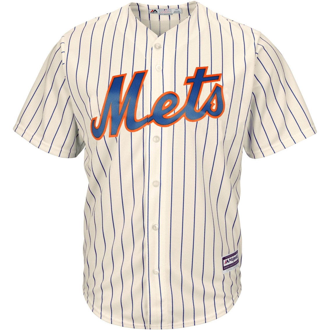 c0fce5e3 Majestic Mlb New York Mets Home Replica Jersey | Shirts | Apparel ...
