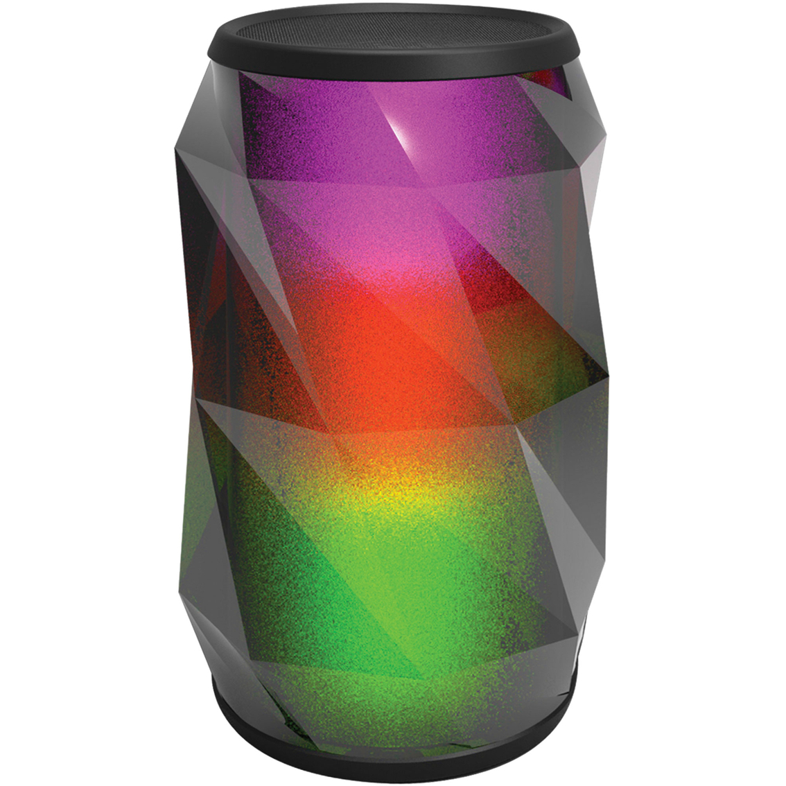 Ihome Bluetooth Portable Speaker: Ihome Color Changing Bluetooth Rechargeable Speaker System With Speakerphone