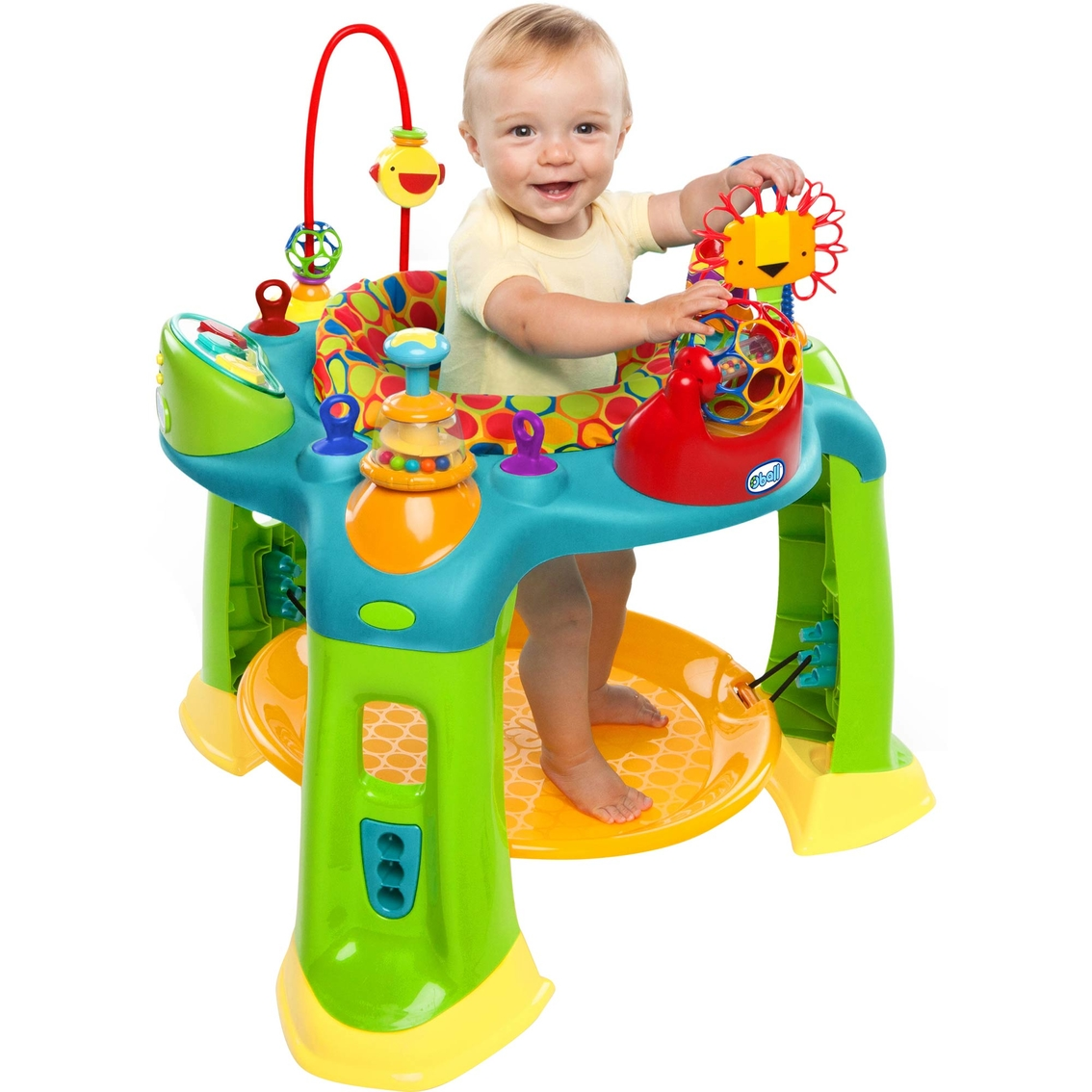Picture of: Kids Ii Oball Bounce O Bunch Activity Center Activity Centers Walkers Baby Toys Shop The Exchange