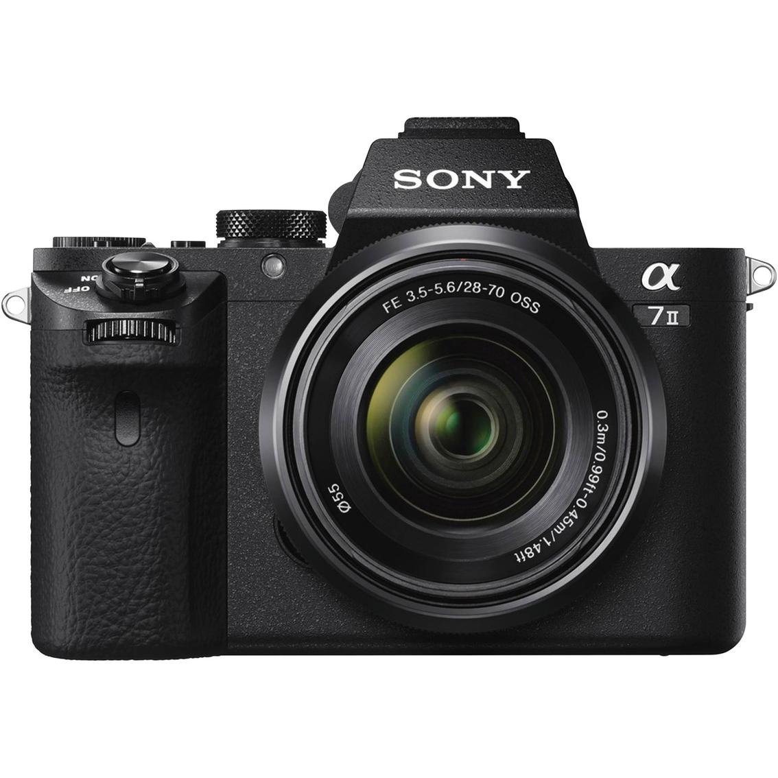 Sony A7 Ii 24.3mp Full-frame Mirrorless Camera + Sel2870 Lens ...