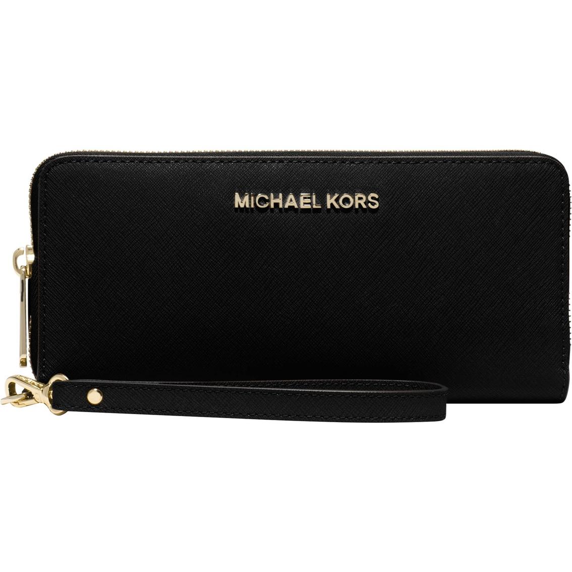 434268cb6ee6 Michael Kors Jet Set Travel Continental Wallet | Crossbody Bags ...