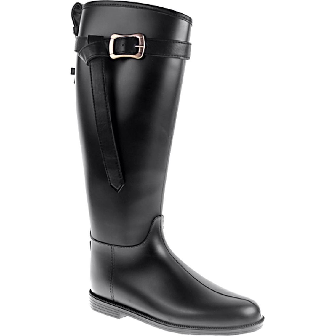 Dirty laundry riff raff tall rainboot tall boots shoes shop jpg 1134x1134  Raff shoes 80decb444