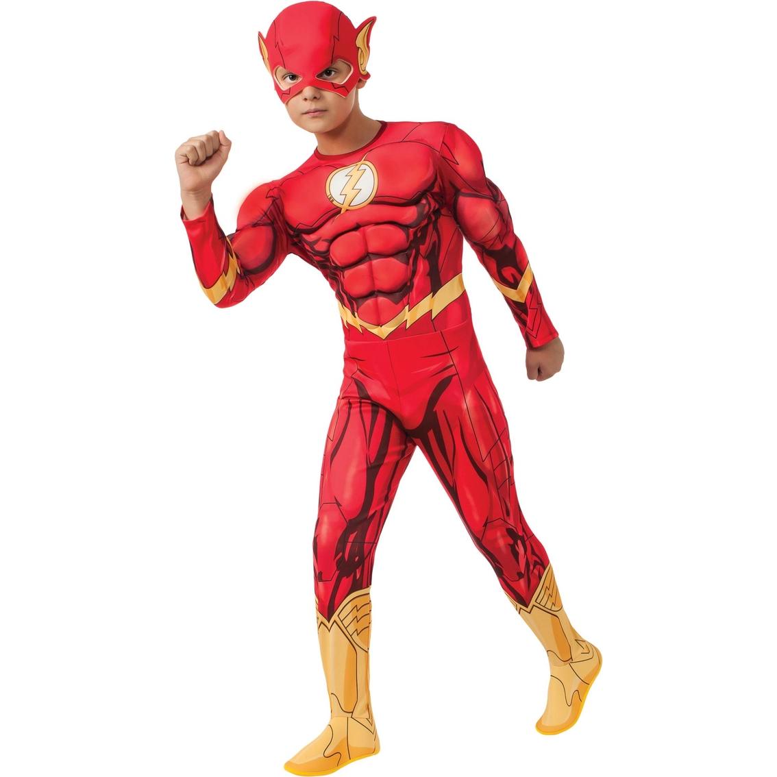 Amazing Rubieu0027s Costume Boys The Flash 3D Print Costume