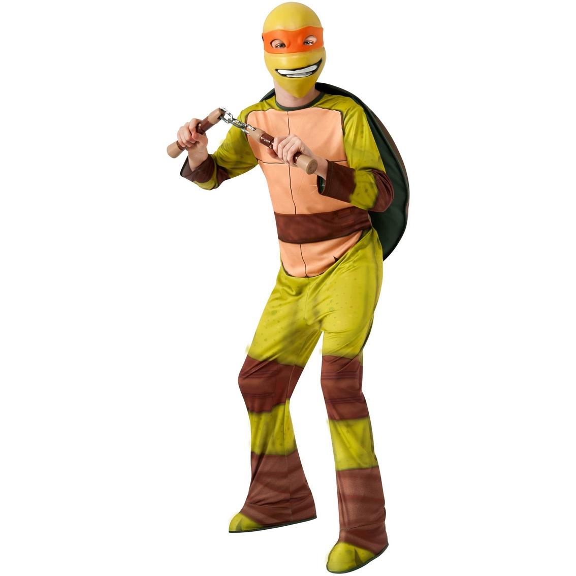 b2aa493d781 Rubie's Costume Boys Michelangelo Teenage Mutant Ninja Turtle ...