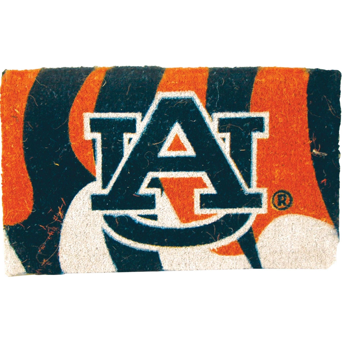 Evergreen Auburn U Welcome Mat