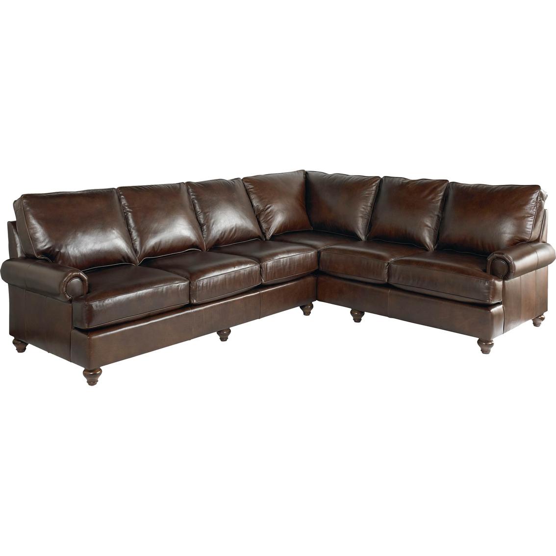 Bassett Montague Large Sectional Sofa