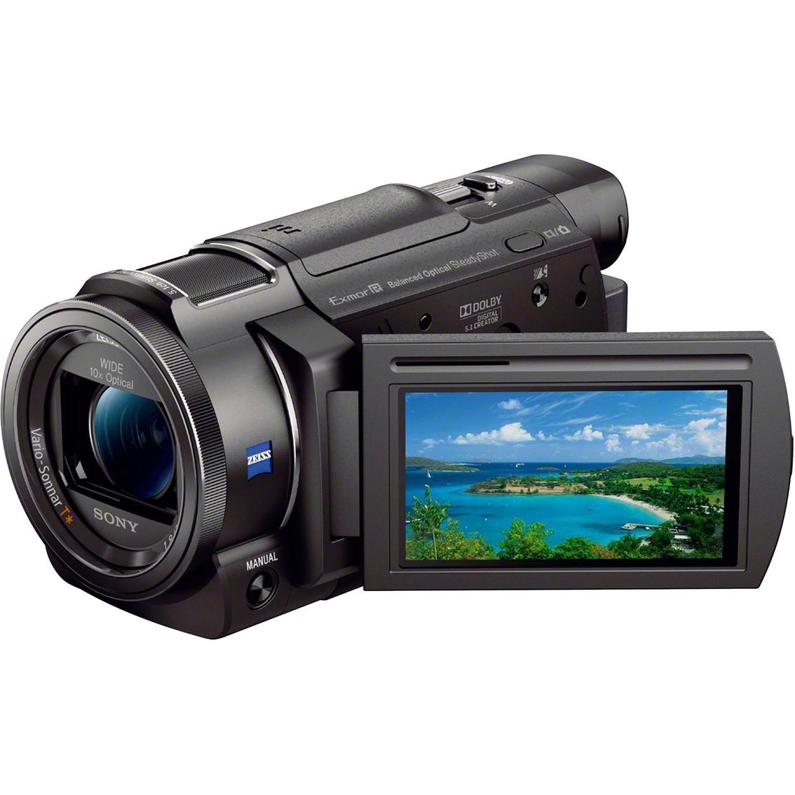 Sony Handycam 4k Camcorder With 1 2 3 Exmor R Cmos Sensor Camcorders Electronics Shop The Exchange