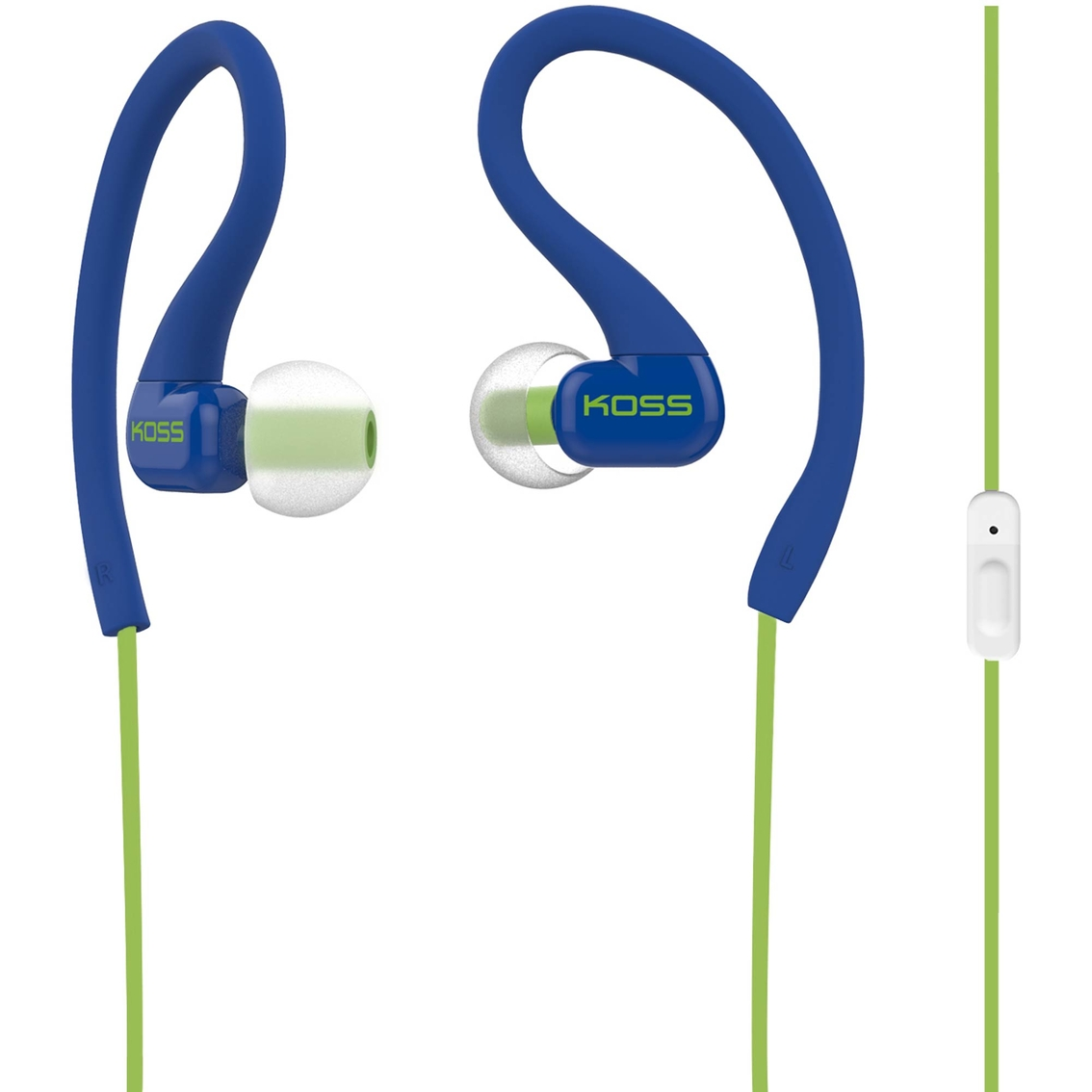 Koss Fitclips In-ear Headphones With Microphone