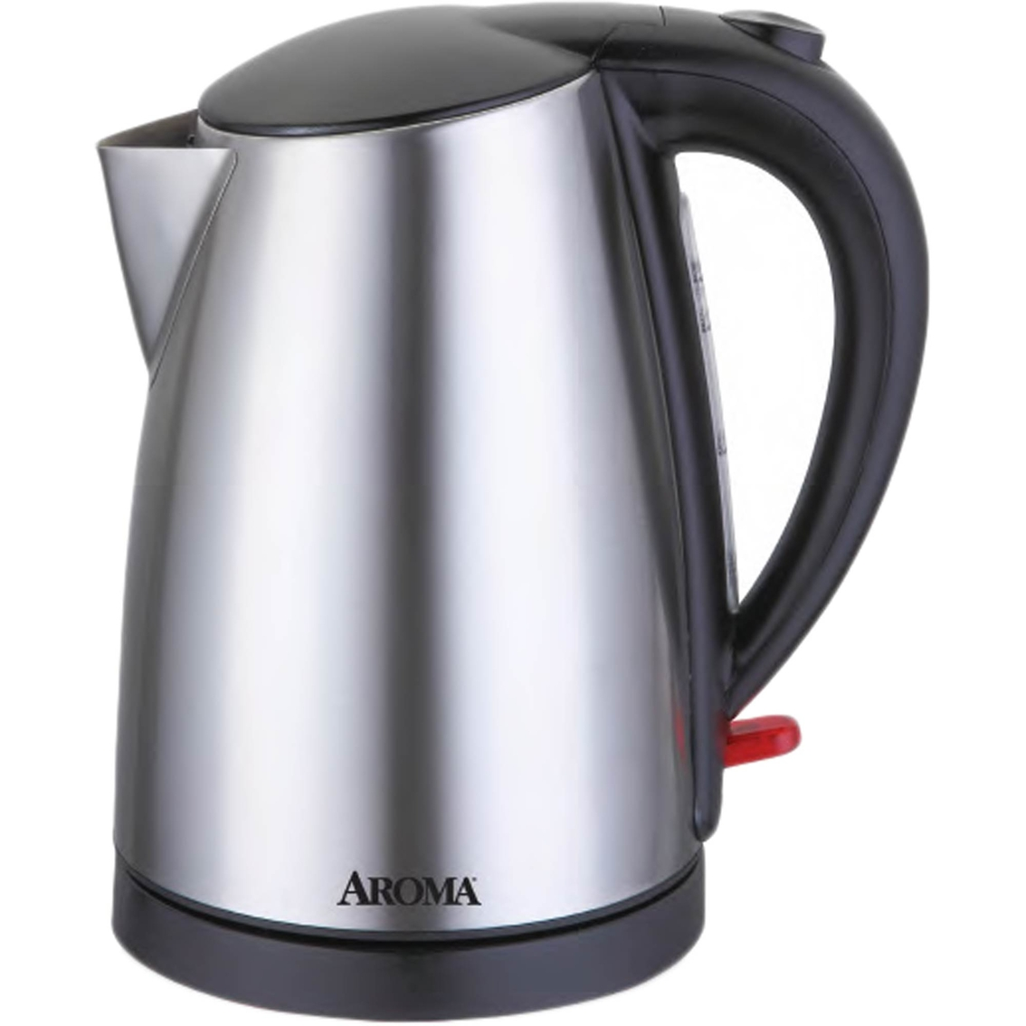Stainless Electric Kettle ~ Aroma stainless steel electric water kettle tea makers