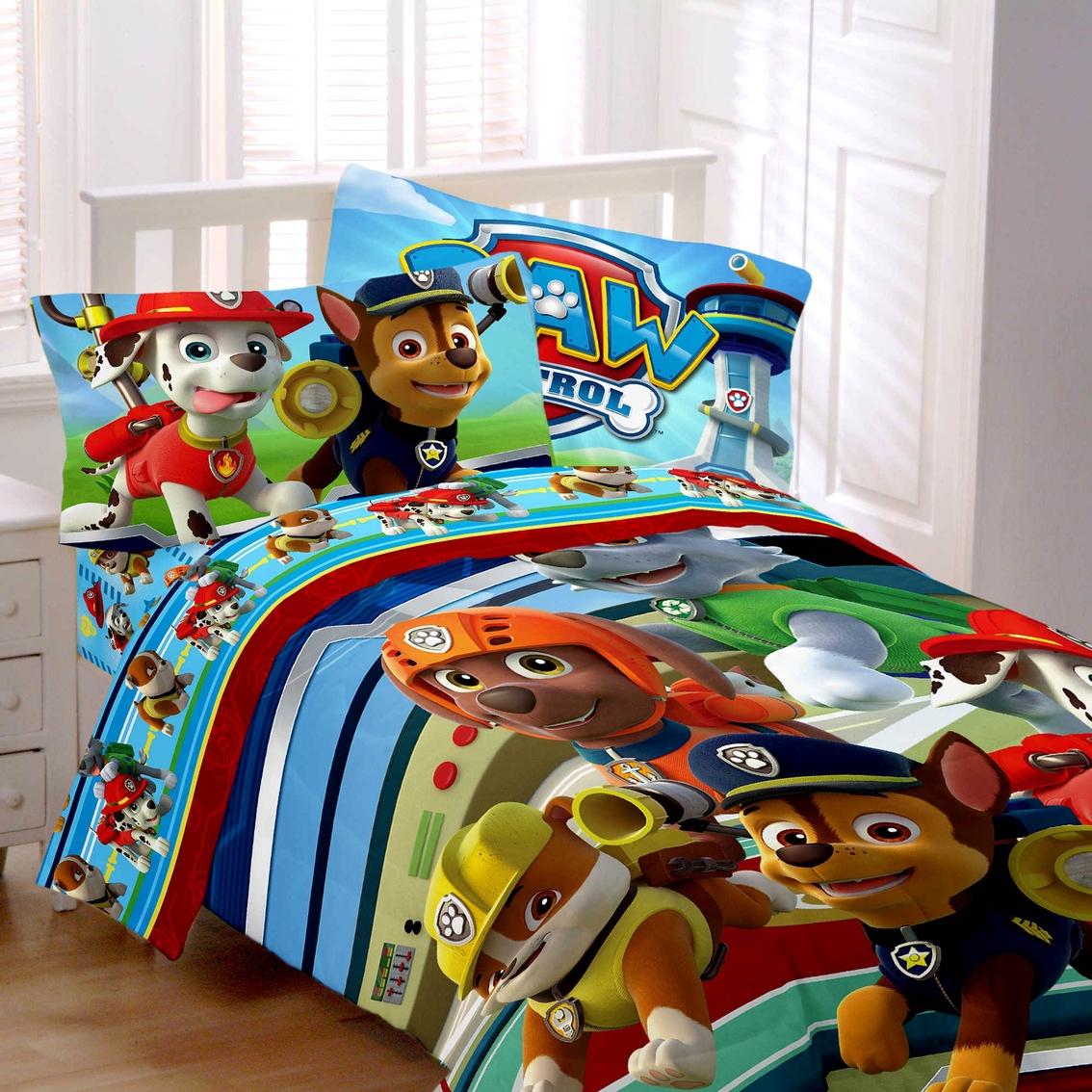 Nick Jr Paw Patrol Puppy Hero Comforter Bedspreads