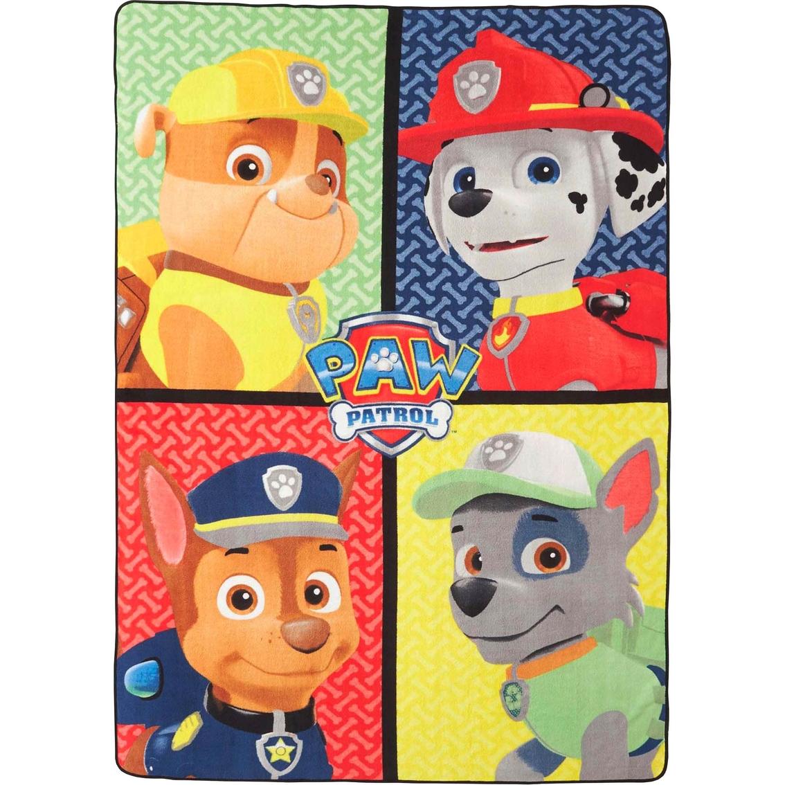 Nick Jr. Paw Patrol Puppy Hero Blanket   Blankets & Throws   Home ...