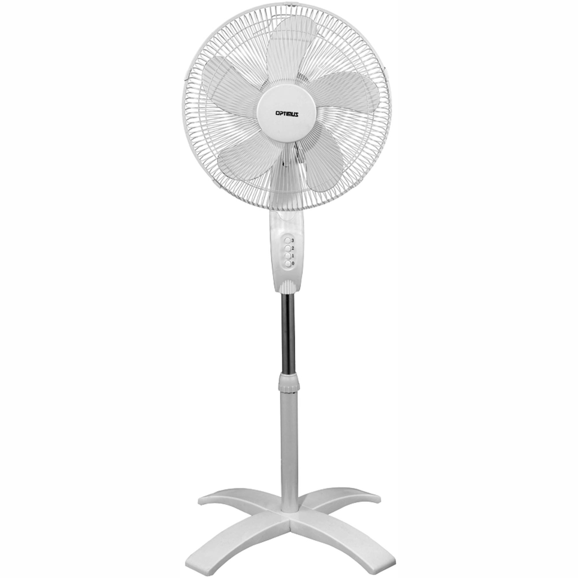 Standing Fans Walmart : Optimus in wave oscillating stand fan portable fans