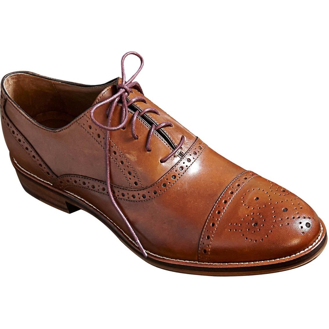 17ba7c7fb53 Johnston   Murphy Men s Conard Cap Toe Shoes