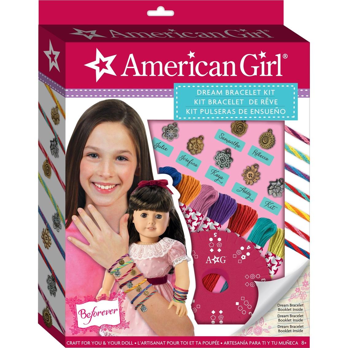 Fashion Angels American Girl Friendship Bracelets Kit Kids Crafts