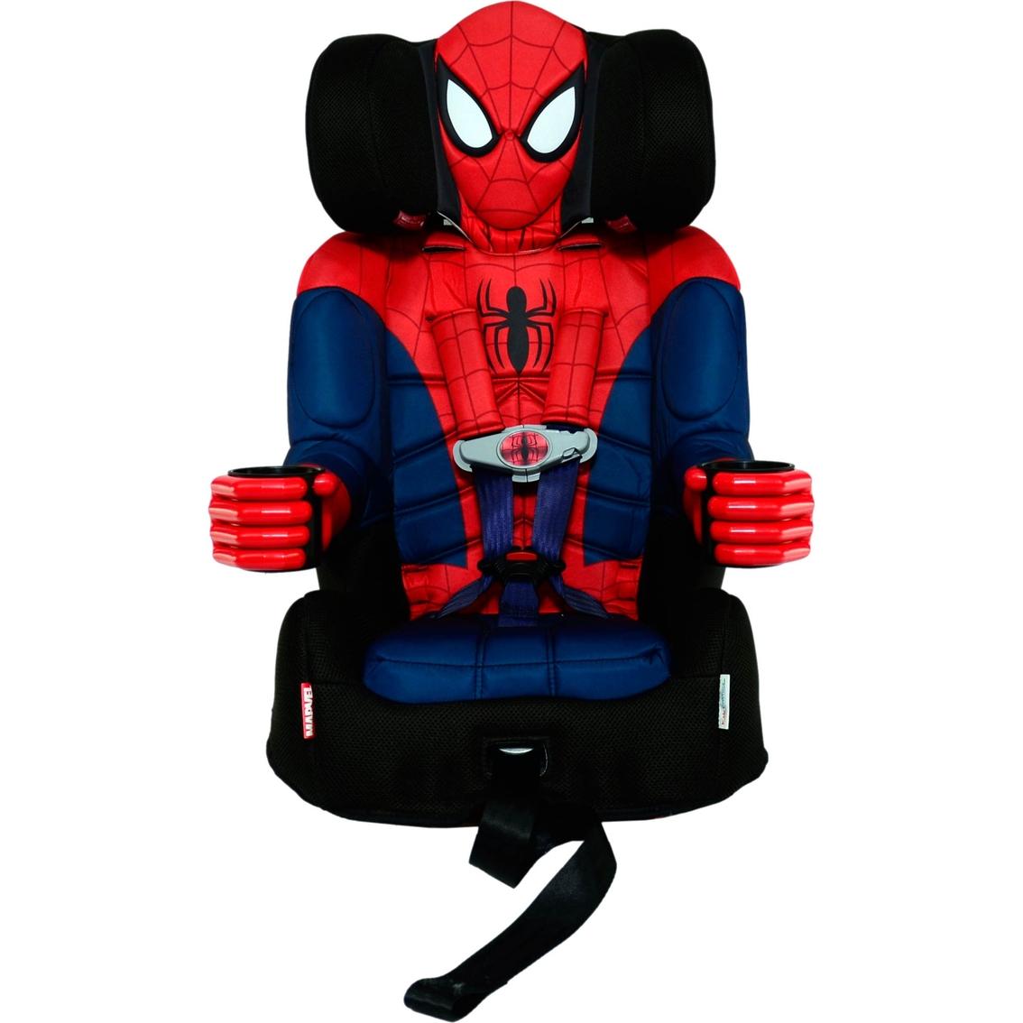 KidsEmbrace Spider Man Friendship Combination Booster Car Seat