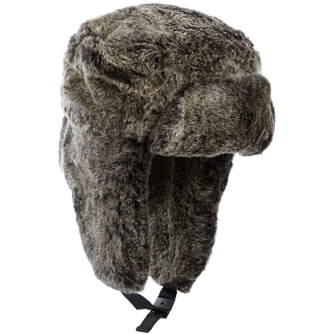0accc0f39e0 Isotoner Lake of Isles Faux Fur Trapper with Pop Color Quilted Lining Hat