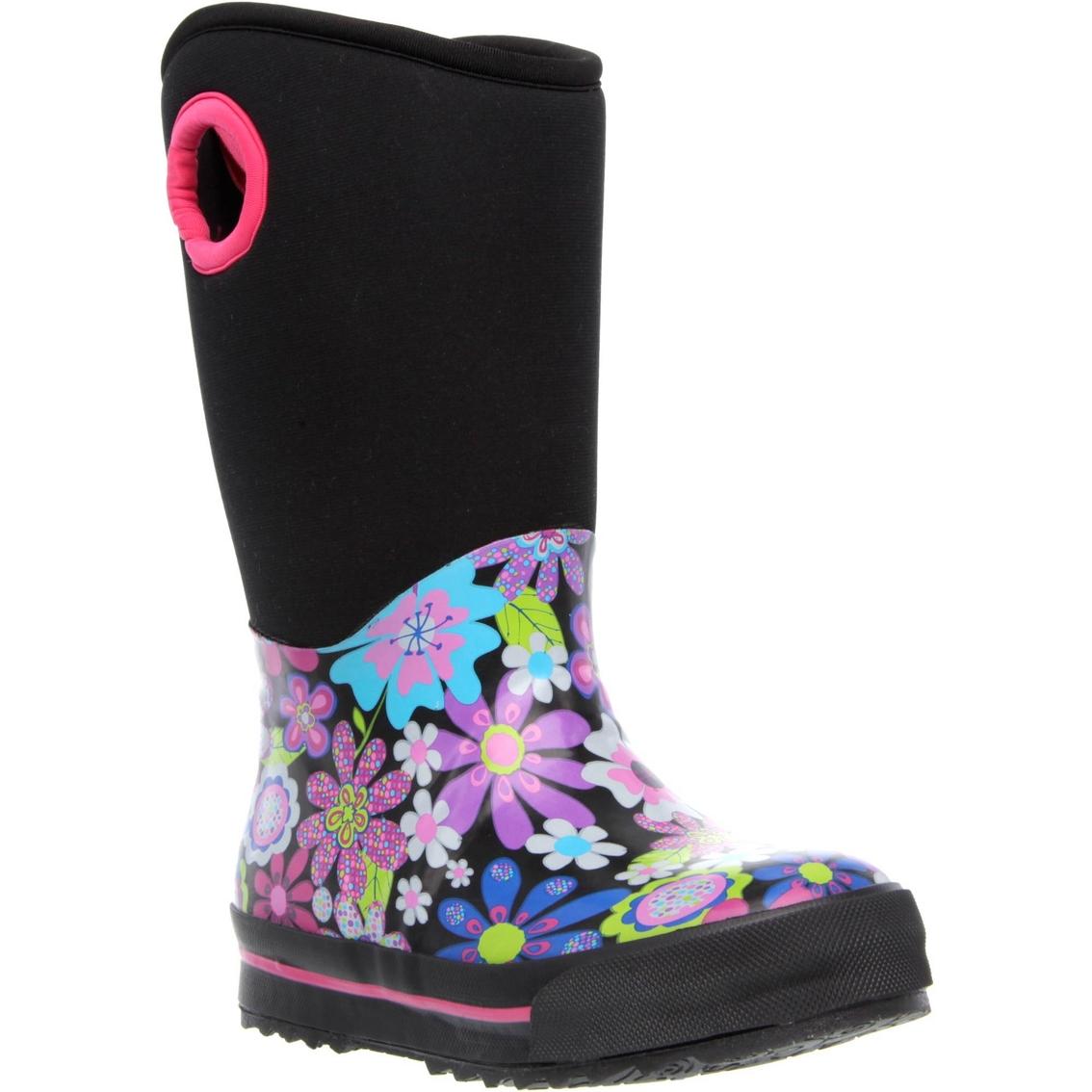 skechers girls boots