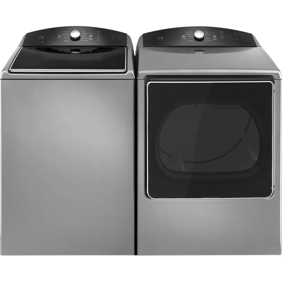 f2c5eee2bdb Kenmore 5.3 Cu. Ft. Top Load Washer   8.8 Cu. Ft. Gas Dryer Combo ...
