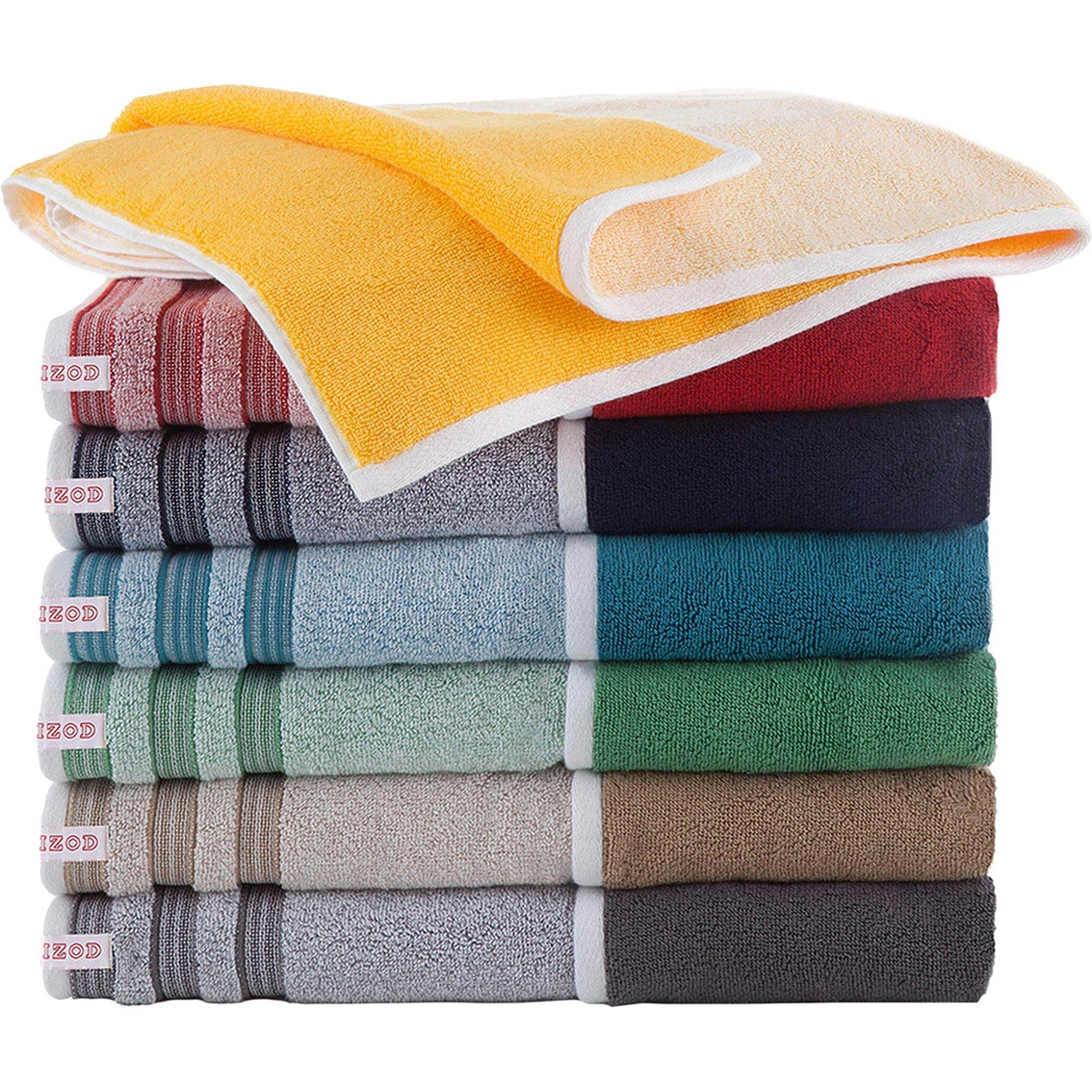 Lacoste Towels Clearance: Izod Oxford Bath Towel