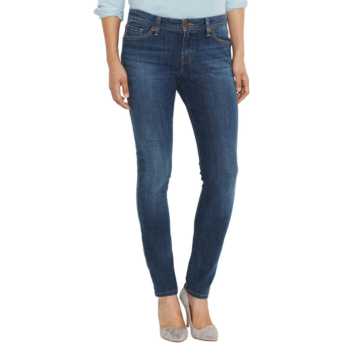 38f41ec1 Levi's 529 Curvy Skinny Jeans | Saturday - Wk 77 | Shop The Exchange