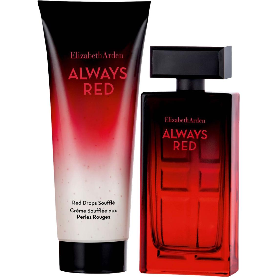 Elizabeth Arden Red Door Always Red Gift Set Fragrance Beauty