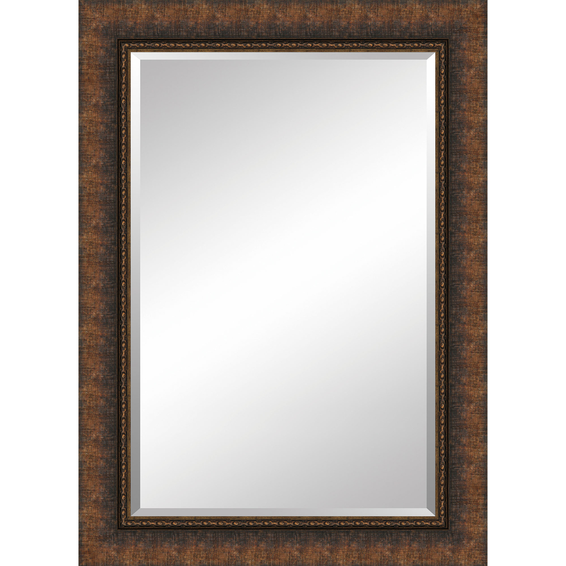 Simply Perfect 24 X 36 In Framed Mirror