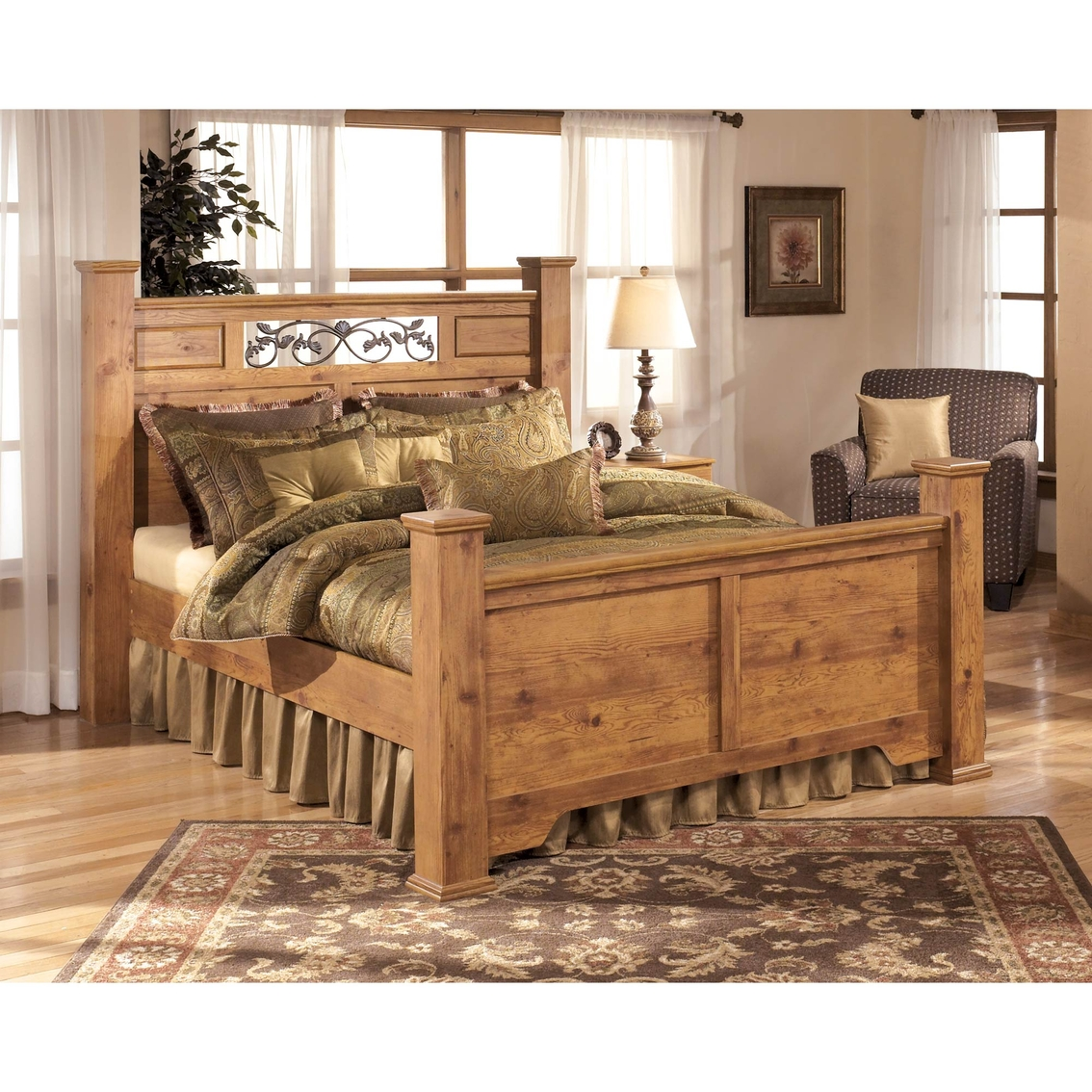 Signature Design By Ashley Bittersweet Poster Bed Beds Home Appliances Shop The Exchange