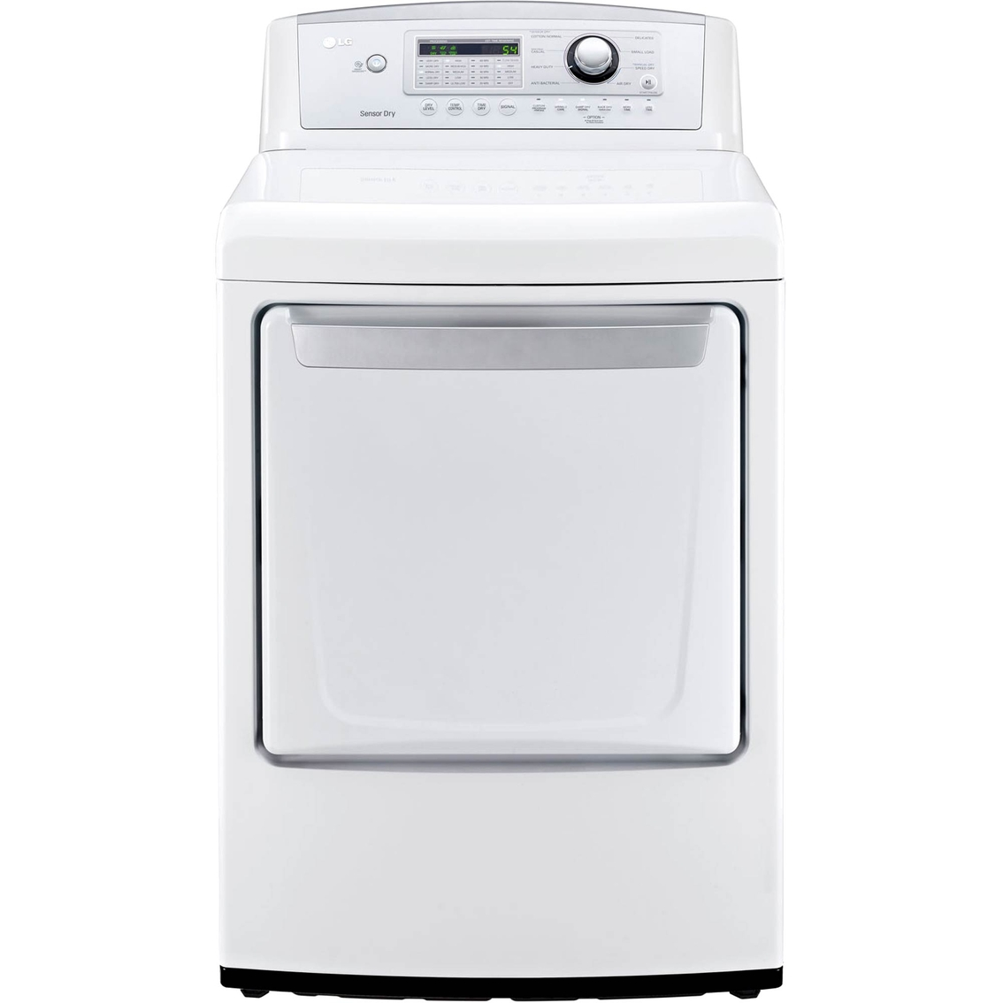 Large Lg Dryer ~ Lg cu ft electric ultra large capacity dryer with