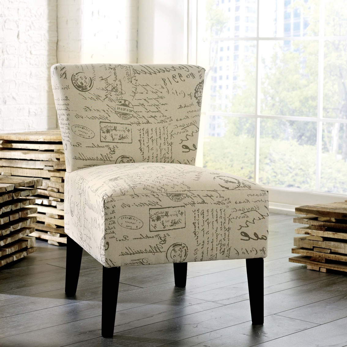 Signature Design By Ashley Ravity Accent Chair Chairs