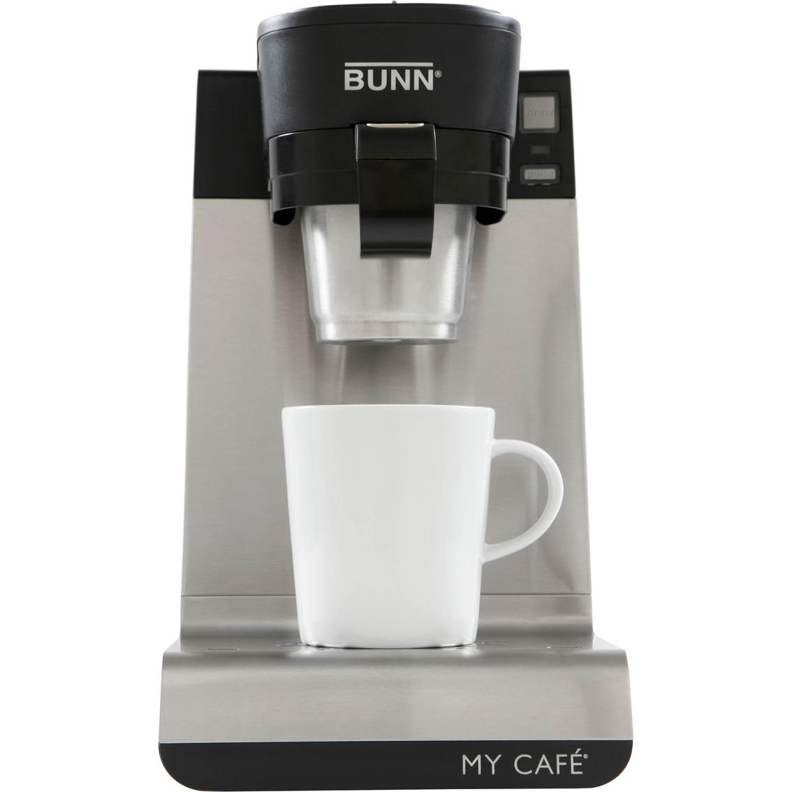 Bunn Coffee Maker Single Serve : Bunn My Cafe Single Serve Coffee Maker Single Cup Brewers Home & Appliances Shop The Exchange