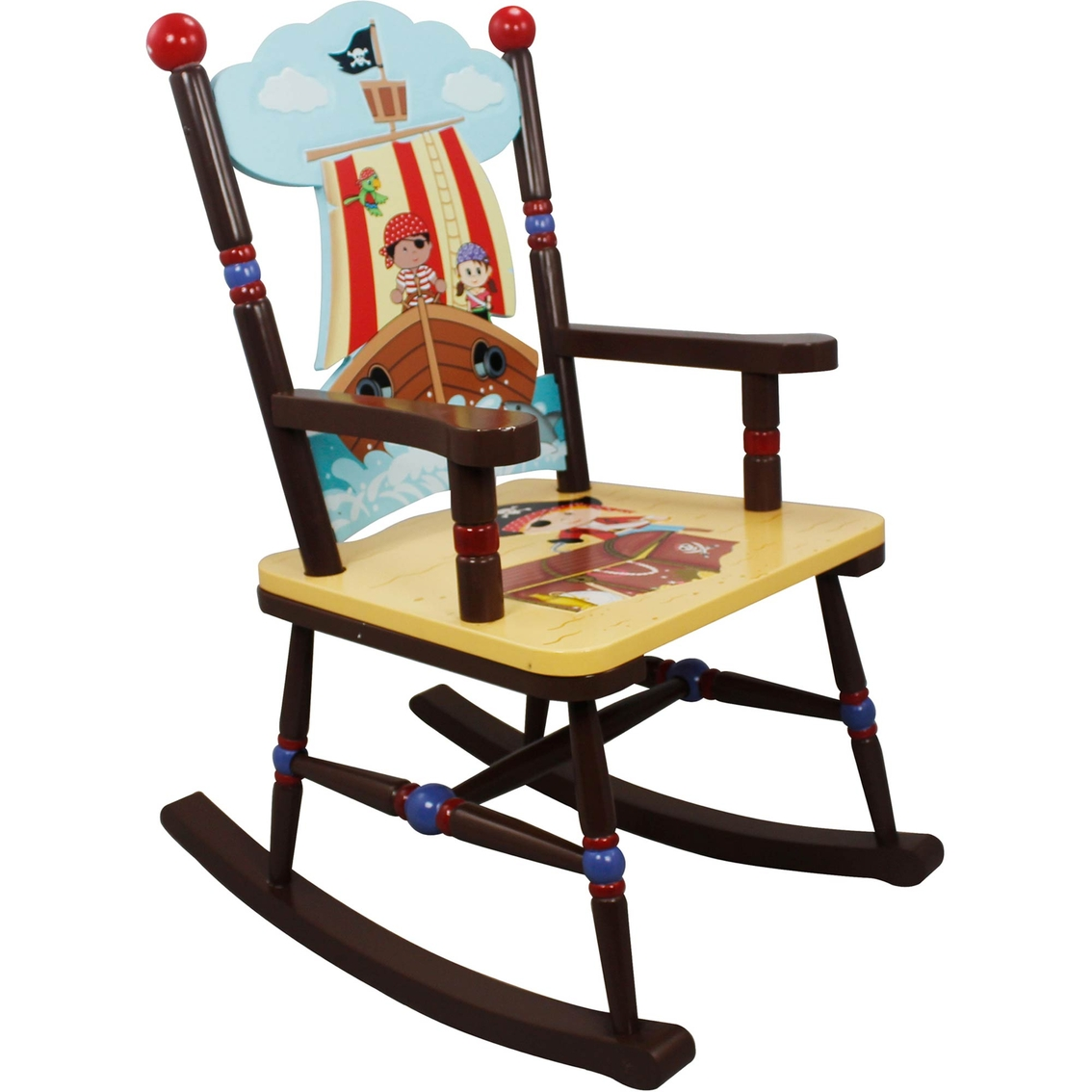Fantasy fields pirates island rocking chair chairs play tables home appliances shop - Automatic rocking chair for adults ...