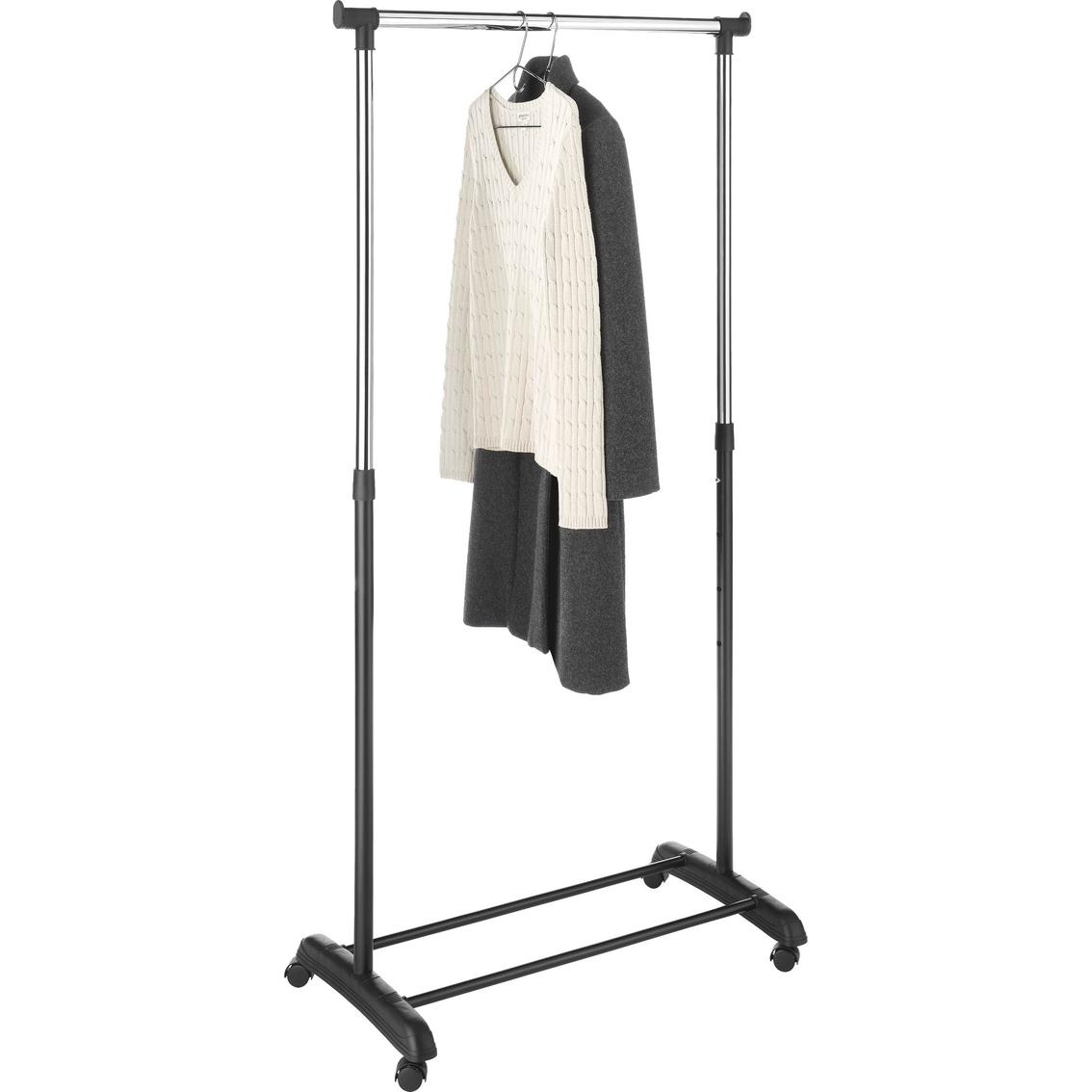Whitmor Adjustable Garment Rack