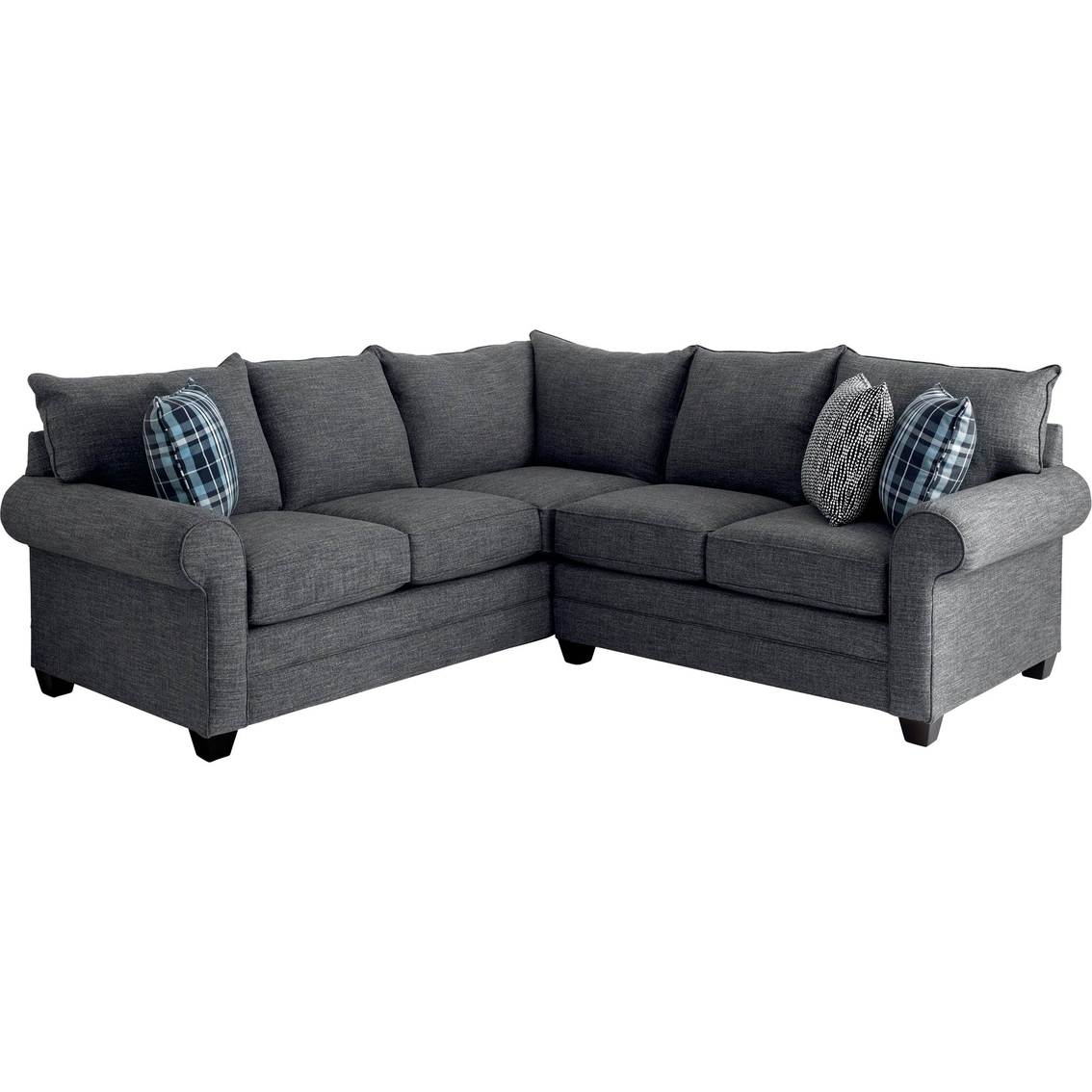 Bassett Alex 2 Pc. Sectional | Sofas & Couches | Home & Appliances ...