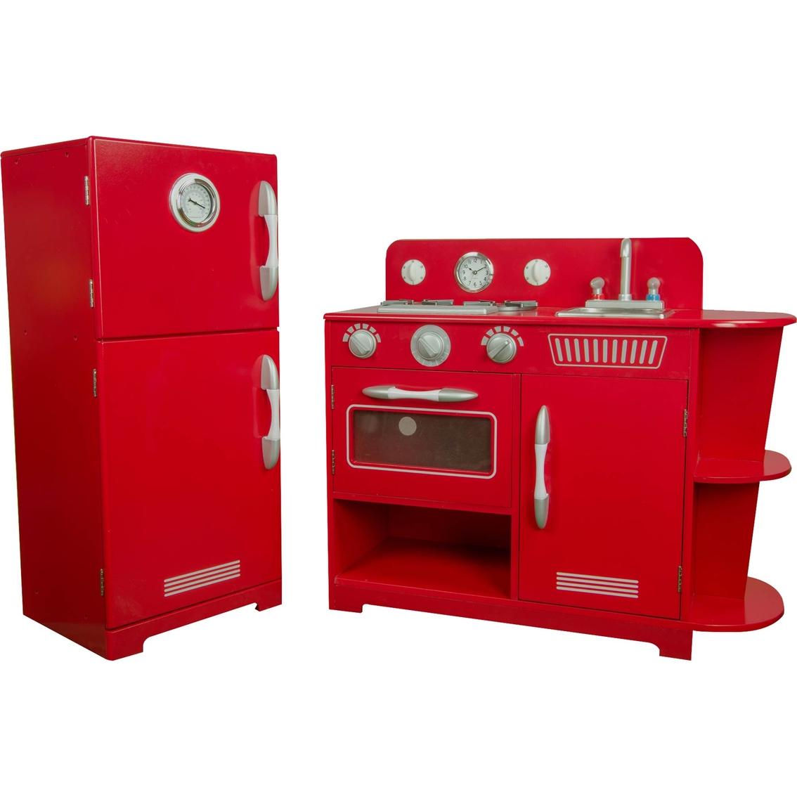 Teamson Kids Classic Kitchen Play Set