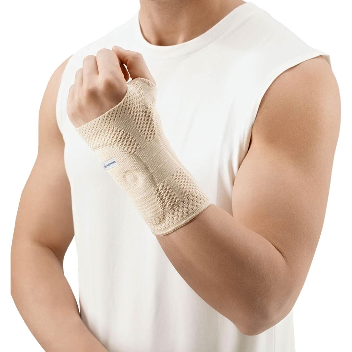 Bauerfeind Manutrain Active Wrist Support, Left